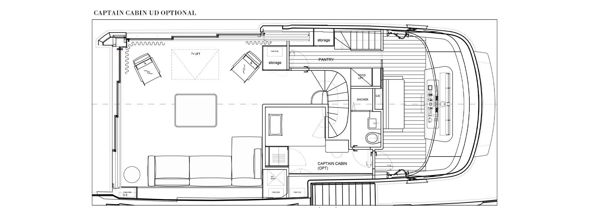 Sanlorenzo Yachts SD118 Details