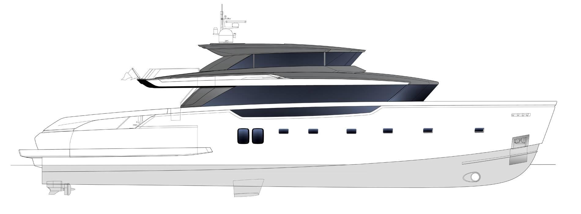 Sanlorenzo Yachts SX112 Profile