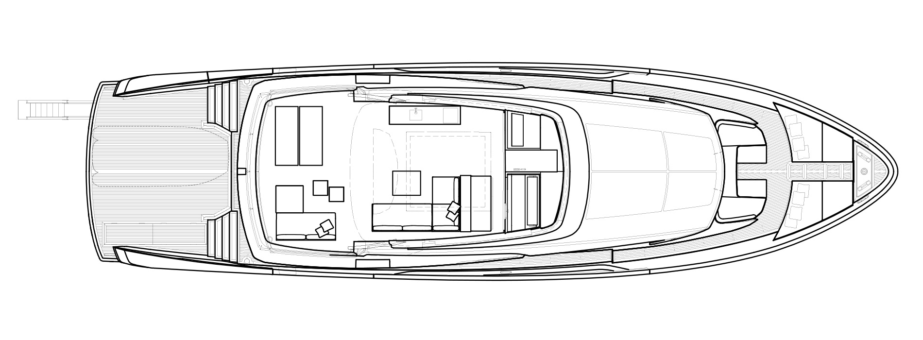 Sanlorenzo Yachts SX88 Flying bridge Version A